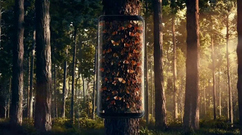 Samsung Galaxy S8 TV Spot, 'Ábrete al infinito: mariposas' [Spanish] - 93 commercial airings