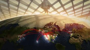 Delta Air Lines TV Spot, 'Seattle International Hub' - Thumbnail 10