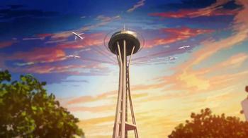 Delta Air Lines TV Spot, 'Seattle International Hub' - Thumbnail 5