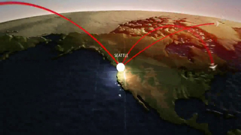 Delta Air Lines TV Spot, 'Seattle International Hub' - Thumbnail 9
