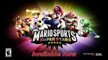 Mario Sports Superstars TV Spot, 'Five Sports, One Game' - Thumbnail 8