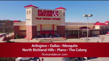 Floor & Decor TV Spot, 'WoodBased Water Resistant Laminate' - Thumbnail 10