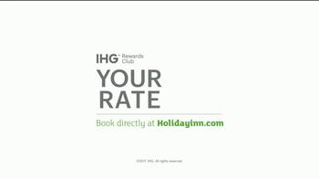 Holiday Inn TV Spot, 'Smiles Ahead' - Thumbnail 9