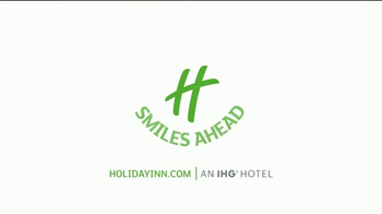 Holiday Inn TV Spot, 'Smiles Ahead' - Thumbnail 8