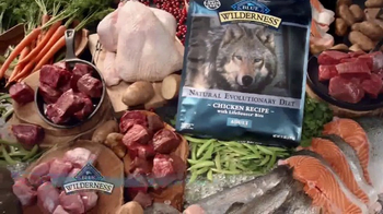Blue Buffalo BLUE Wilderness TV Spot, 'Wolf Dreams: Regional Recipes' - Thumbnail 6