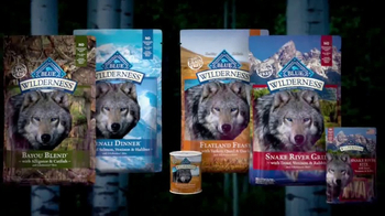 Blue Buffalo BLUE Wilderness TV Spot, 'Wolf Dreams: Regional Recipes' - Thumbnail 8