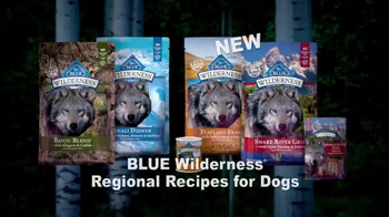 Blue Buffalo BLUE Wilderness TV Spot, 'Wolf Dreams: Regional Recipes' - Thumbnail 9