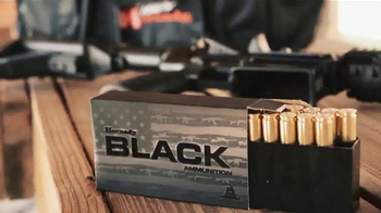 Hornady BLACK TV Spot, 'Accuracy and Consistency'