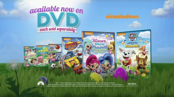 Nickelodeon Home Entertainment TV Spot, \'Spring Favorites\'