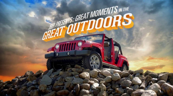 Jeep Spring Clearance Event TV Spot, 'Find Your Moment' [T1] - Thumbnail 1