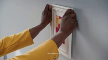 Command Picture Hanging Strips TV Spot, 'Hammer's Toolbox' Feat. MC Hammer - Thumbnail 6