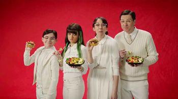 Wendy's Fresh Mozzarella Chicken Sandwich and Salad TV Spot, 'Taste Fresh'