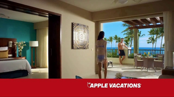 Apple Vacations TV Spot, 'Childhood Summer Vacations' - Thumbnail 4