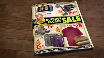 Bass Pro Shops Outdoor Escape Sale TV Spot, 'Quad Chairs' - Thumbnail 4
