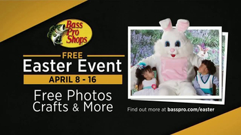 Bass Pro Shops TV Spot, 'Bait, Shoes & Easter' - Thumbnail 5