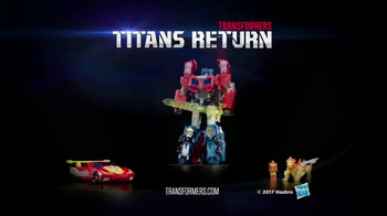 Transformers: Titans Return TV Spot, 'In Your Hands' - Thumbnail 6