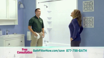 Bath Fitter TV Spot, 'Unique Process' - Thumbnail 7