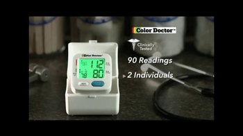 Color Doctor TV Spot, 'High Blood Pressure' - Thumbnail 4