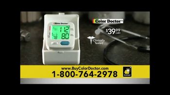 Color Doctor TV Spot, 'High Blood Pressure' - Thumbnail 7