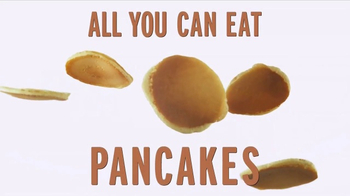 Denny's All You Can Eat Pancakes TV Spot, 'More Fluff' - Thumbnail 2