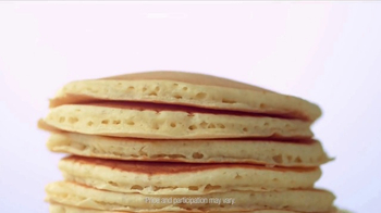 Denny's All You Can Eat Pancakes TV Spot, 'More Fluff' - Thumbnail 5
