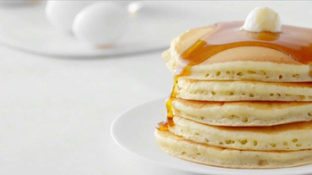 Denny's All You Can Eat Pancakes TV Spot, 'More Fluff' - Thumbnail 7