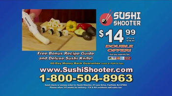 Sushi Shooter TV Spot, 'Shoot It Out' - Thumbnail 7