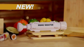 Sushi Shooter TV Spot, 'Shoot It Out' - Thumbnail 1