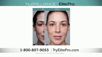 NuBrilliance Elite Pro TV Spot, 'Youthful Skin' Featuring Lesli Kay - Thumbnail 7