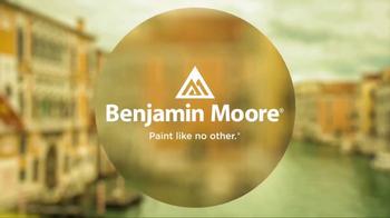Benjamin Moore TV Spot, 'TNT: Venice Skies' Song by Dynomania - Thumbnail 6