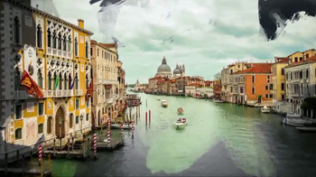 Benjamin Moore TV Spot, 'TNT: Venice Skies' Song by Dynomania