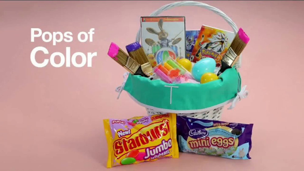 Target tv commercial hgtv easter baskets ispot negle Choice Image
