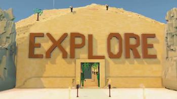 LEGO Worlds TV Spot, 'Explore Endless Worlds' - Thumbnail 3