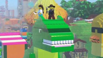 LEGO Worlds TV Spot, 'Explore Endless Worlds' - Thumbnail 9