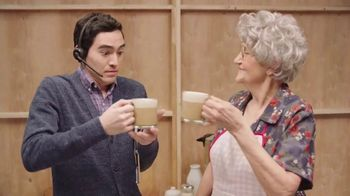 International Delight One Touch Latte TV Spot, 'A Latte in Five' - 1 commercial airings