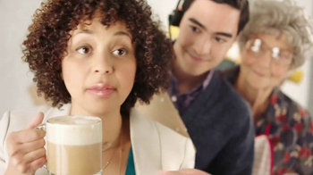 International Delight One Touch Latte TV Spot, 'A Latte in Five' - Thumbnail 9