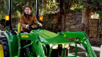 John Deere 3025E Tractor TV Spot, 'Dream Come True' - Thumbnail 4