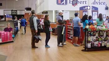 PGA TOUR Superstore TV Spot, 'Line' Featuring Jordan Spieth - Thumbnail 1