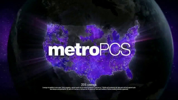 MetroPCS TV Spot, 'Make-up: Galaxy' - Thumbnail 7