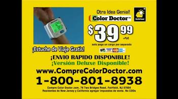 Color Doctor TV Spot, 'Alta presión' [Spanish] - Thumbnail 8