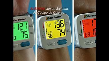 Color Doctor TV Spot, 'Alta presión' [Spanish]