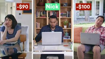 Credit Karma Tax TV Spot, 'Mia, Nick and Kyle' - Thumbnail 3