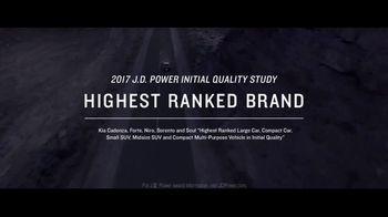 2017 Kia Cadenza & 2018 Stinger TV Spot, 'Sedan Out of Nowhere' - Thumbnail 8
