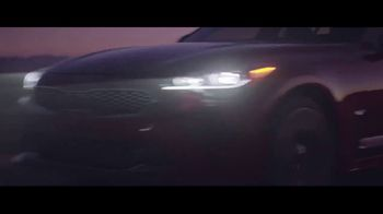 2017 Kia Cadenza & 2018 Stinger TV Spot, 'Sedan Out of Nowhere' - Thumbnail 9