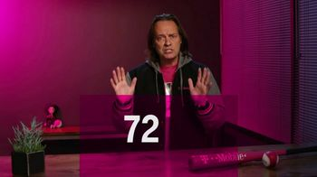 T-Mobile TV Spot, 'Home Runs for Hurricane Recovery: World Series' - 52 commercial airings
