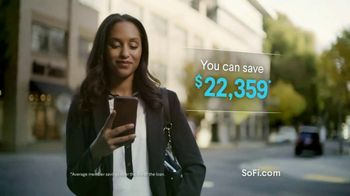 SoFi Student Loan Refinancing TV Spot, 'The Big Things in Life'