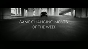 Genesis TV Spot, 'Game-Changing Moves of the Week' [T1] - Thumbnail 1