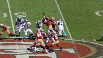 NFL freeD Highlights TV Spot, 'Immersive' - Thumbnail 2