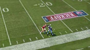 NFL freeD Highlights TV Spot, 'Immersive' - Thumbnail 3