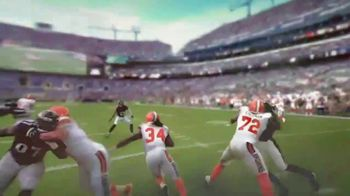 NFL freeD Highlights TV Spot, 'Immersive' - Thumbnail 5